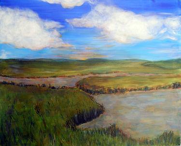 SKY Baylands 16X20 Acrylic on canvas.jpg
