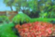 LND Filoli Spring1 6X8 Acrylic on canvas