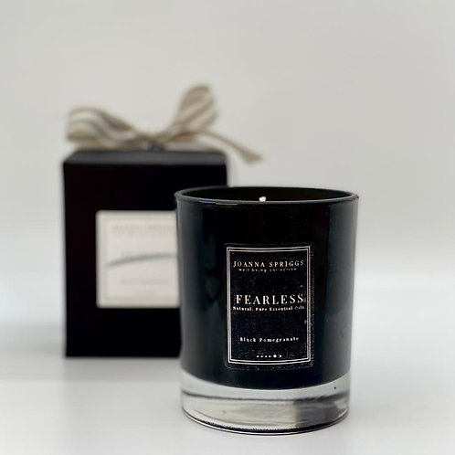 FEARLESS: Spicy, sophisticated & warming | Home Candle