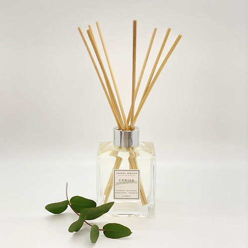 UNWIND: Calming, relaxing & grounding diffuser