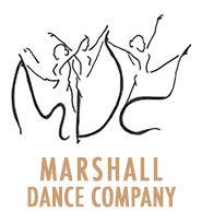 Marshall Dance Company Logo