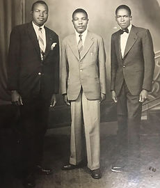 Johnston Abukutsa and his brothers