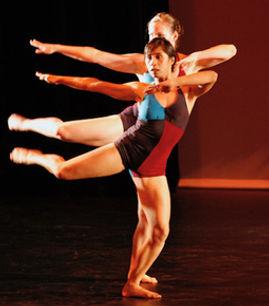 Marshall Dance Company in Performance