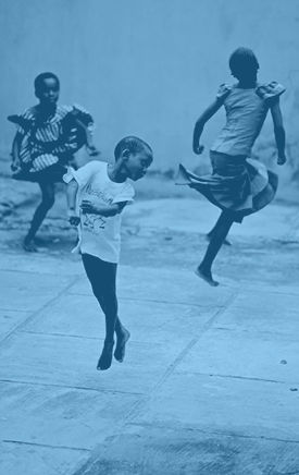 MDC children dancing