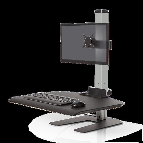 Single Freestanding Sit-Stand