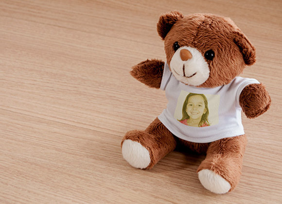 Ursinho (Camiseta Personalizada) [F1]