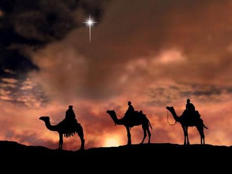 Christmas Questions - Who were the 3 Kings?