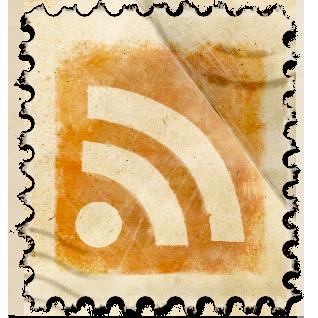 RSS Vintage Stamp