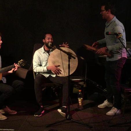 Musique Mauricienne Au Pont Supérieur