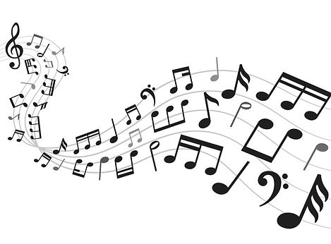 musical-notes-background-music-notation-