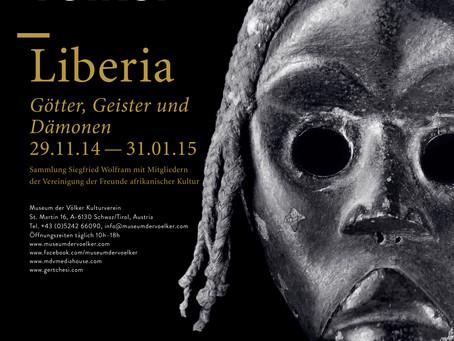 LIBERIA - Götter, Geister und Dämonen