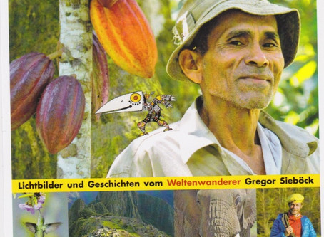Schokolade WELT Reise: Vortrag und Verkostung von Zotter-Schokoladen