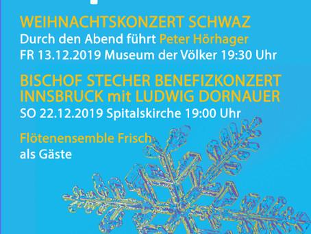 13. Dez. 2019: Konzert Vokalensemble EUPHONIE