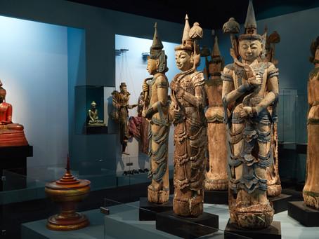 BURMA  Meisterwerke des Buddhismus
