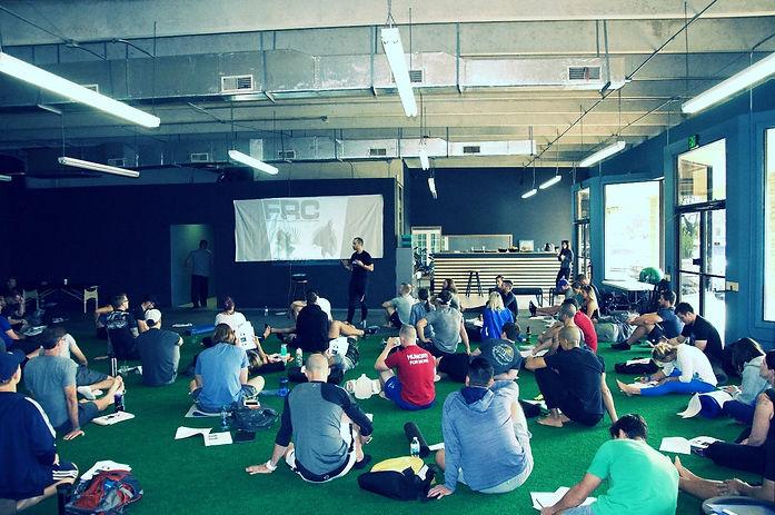 FRC Seminar 2016 at Physical Culture Gym in Largo FL