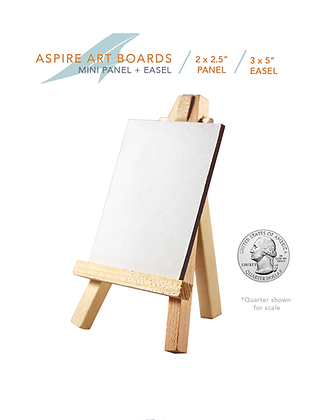 Aspire Miniature Board and Easel