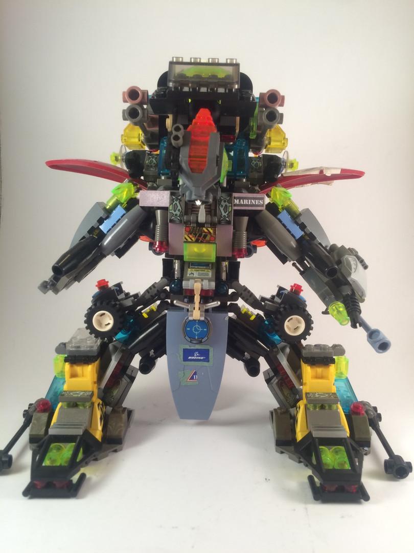 ROBOT 1 (WIP)