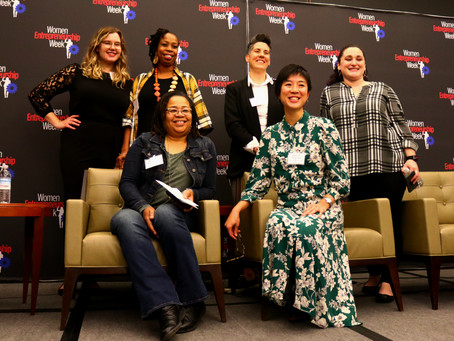 Women Entrepreneurship Week Conference at Montclair State University