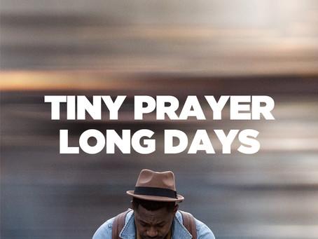 Tiny Prayer, Long Days