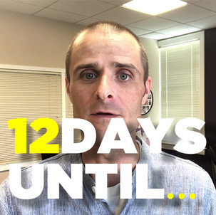 12 Days Until ... We Find Out