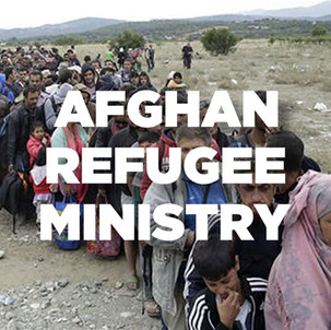 Afghan Refugee Ministry