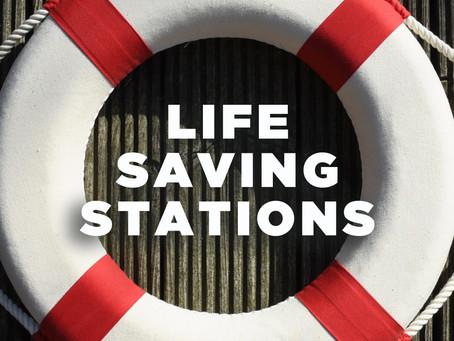 Life-Saving Stations
