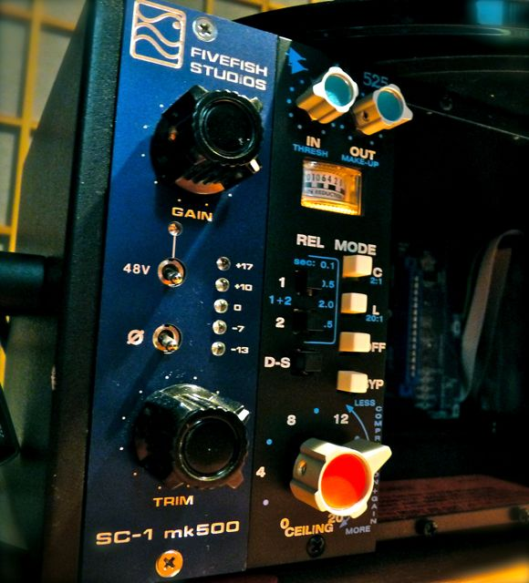 API Lunchbox Outboard Gear