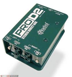 Radial Engineering PRO D2 D.I.