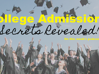 College Admissions Secrets Revealed