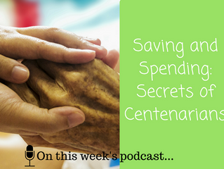 Saving and Spending: Secrets of Centenarians