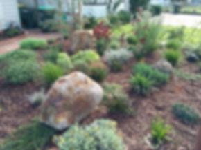 Landscaping garden Northcote