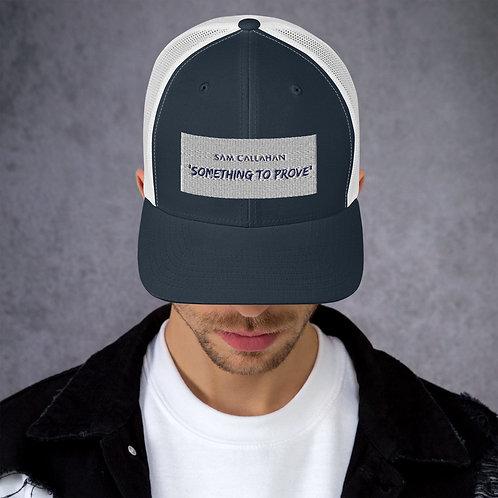 STP NVY Trucker Cap