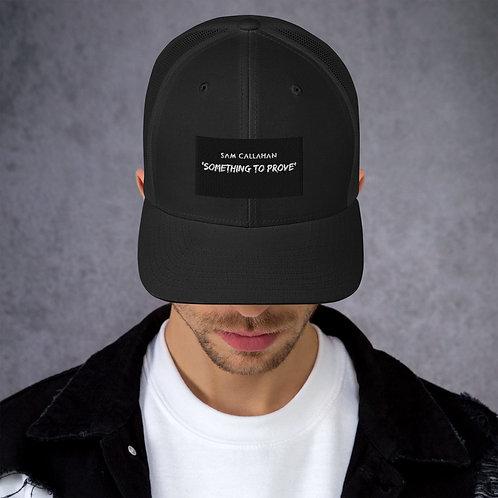 STP BLK Trucker Cap