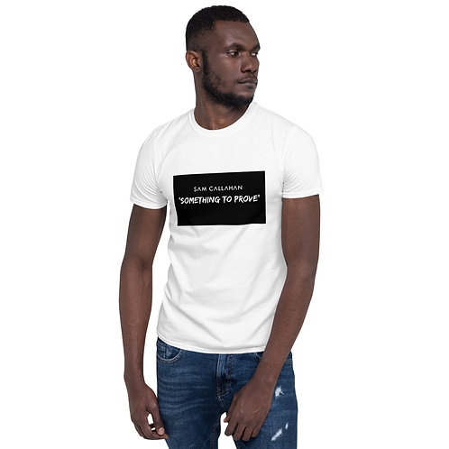 WHTE STP Short-Sleeve Unisex T-Shirt