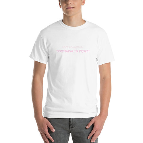 Pink Short Sleeve STP T-Shirt