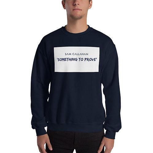Navy Unisex STP Sweatshirt