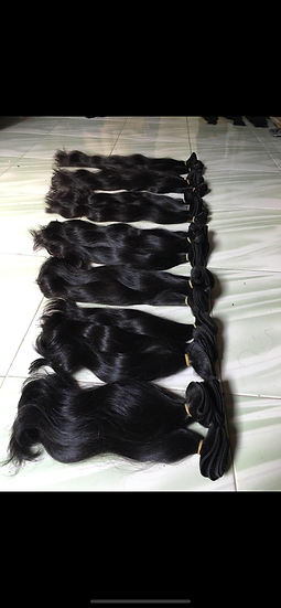 luxury Raw Indonesian Bundle 1ps Natural Wave