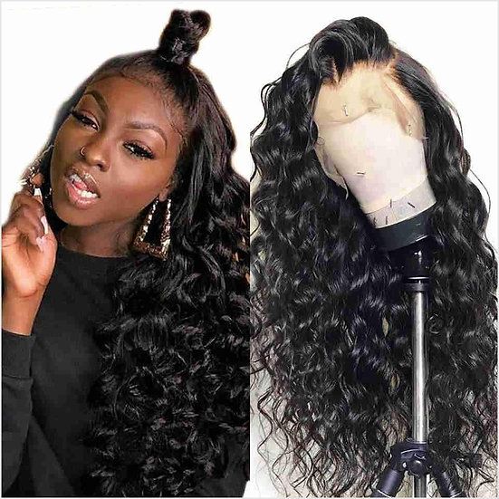Luxury Loose Wave 13x4 Lace Frontal Unit
