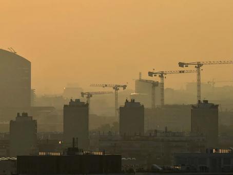 L'énorme coût de la pollution de l'air dans les villes