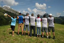 L'équipe d'Esprit-Montagne