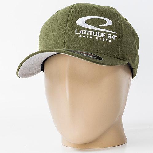 Casquette Flexfit Vert-Olive