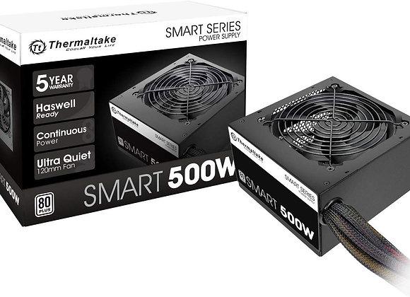 Thermaltake Smart Series 500 Watt 80 Plus ATX Power Supply