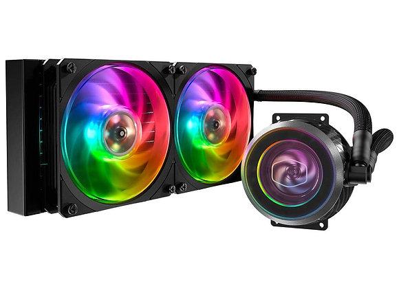 Cooler Master MasterLiquid ML240P Mirage Addressable RGB CPU Liquid Cooler