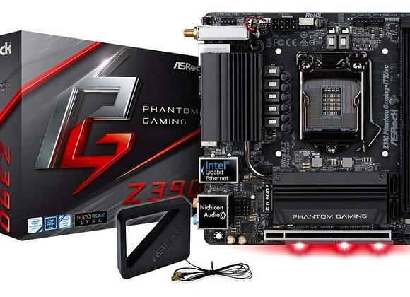 ASRock Motherboard Z390 Phantom Gaming-ITX/AC