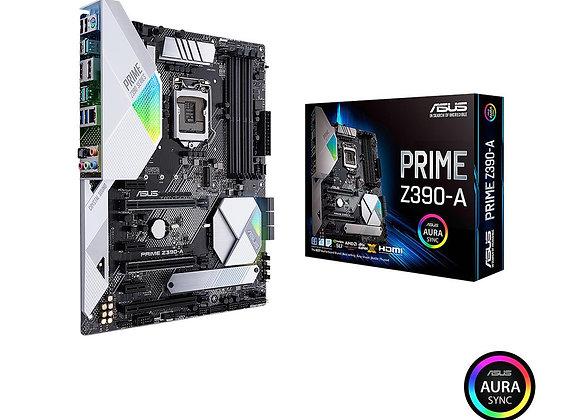ASUS Z390-A Prime Intel LGA 1151 ATX Motherboard