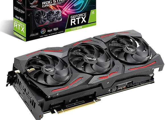 ASUS ROG Strix GeForce RTX 2080 Super Advanced Overclocked 8G GDDR6 HDMI DP 1.4