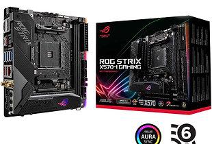 ASUS ROG Strix X570-I mini-ITX Gaming motherboard