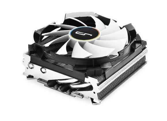Cryorig C7 A - Top Flow CPU Heatsink 47mm SFF ITX Cooler - Aluminum