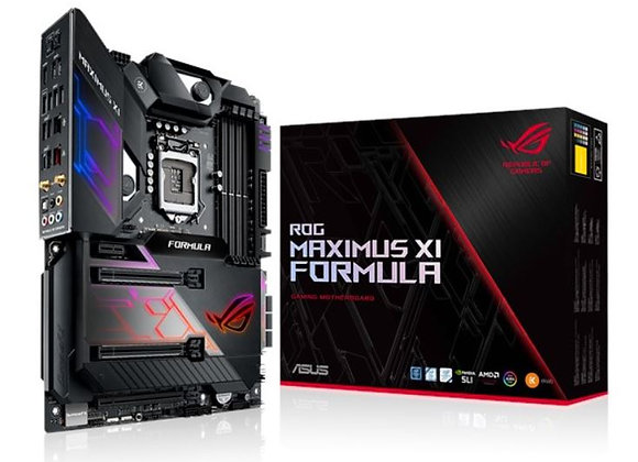 Asus ROG Maximus XI Formula LGA1151 (Intel 8th and 9th Gen) ATX DDR4 HDMI M.2 US