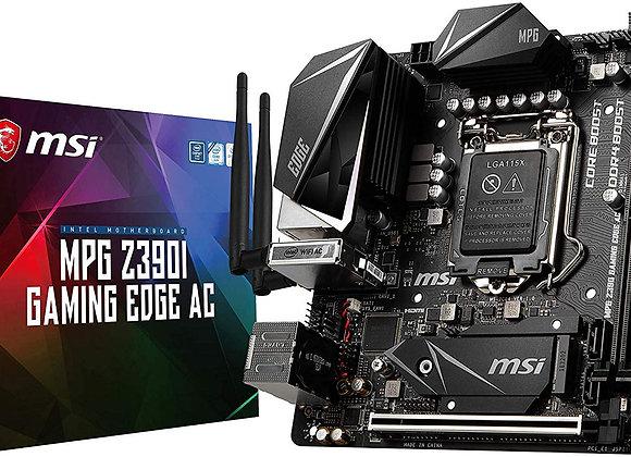 MSI MPG Z390I Gaming Edge AC LGA1151 Gaming Motherboard